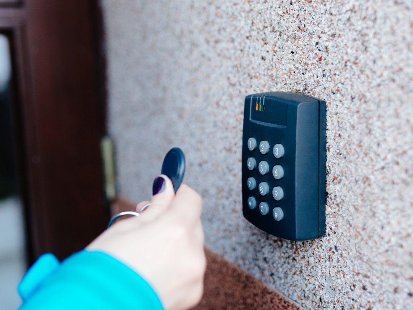 Controlled Access/Secured Door Access